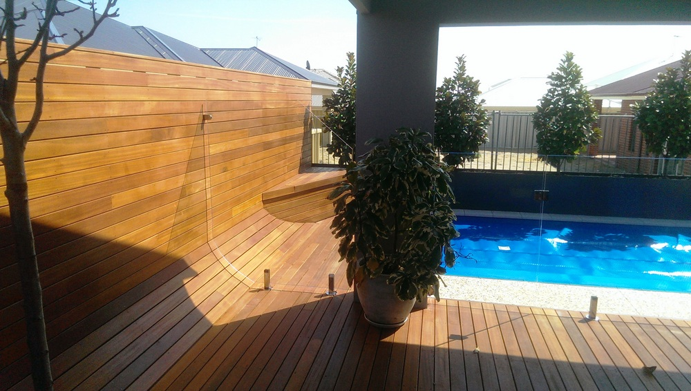 Frameless Glass Fencing Perth